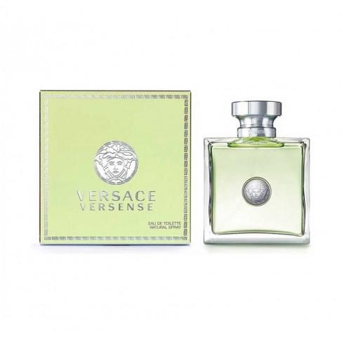 Versace Versense е женски парфюм с нежен и свеж плодово-цветен ориенталски аромат и чувствено ухание