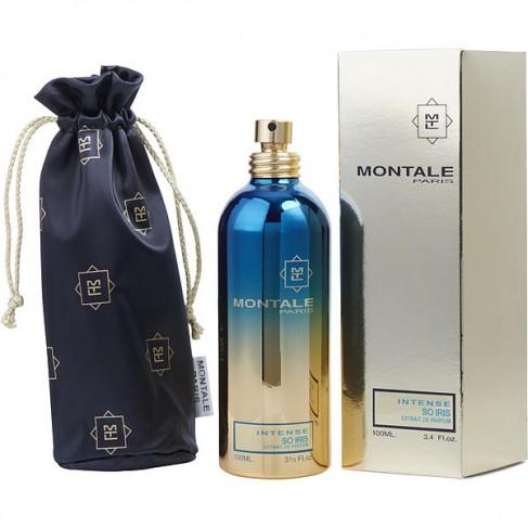 Montale So Iris Intense е унисекс парфюм с наситен цветно-дървесен аромат и нежно ухание на ирис