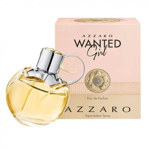 Azzaro Wanted Girl е женски парфюм с предизвикателен и стилен, ориенталски цветен, гурме аромат