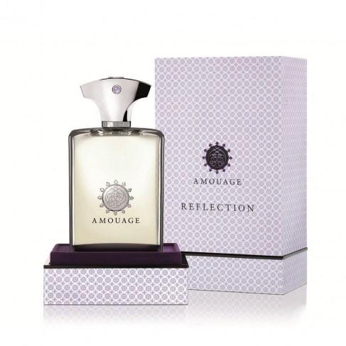 Amouage Reflection е луксозен мъжки парфюм с чувствен, цветен ориенталски аромат и пикантни нотки