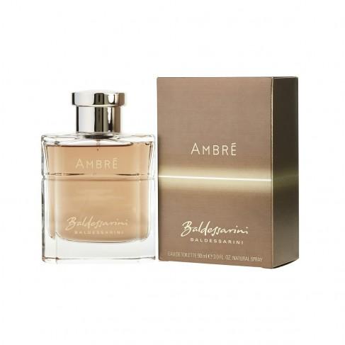 Baldessarini Ambre е мъжки парфюм с изискан и чувствен, ориенталски плодов аромат за стилни мъже