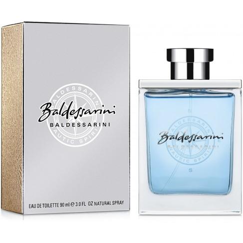 Baldessarini Nautic Spirit е мъжки парфюм със свеж ориенталски аромат, плодови нотки и пикантни подправки
