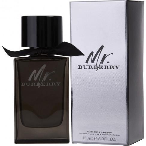 Burberry Mr. Burberry е мъжки парфюм с наситен и чувствен ориенталски аромат, дървесни нотки и подправки