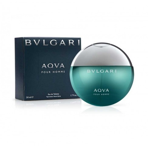 Bvlgari Aqva pour Homme е мъжки парфюм със свеж и чувствен плодов аромат, ориенталски нотки и морско ухание