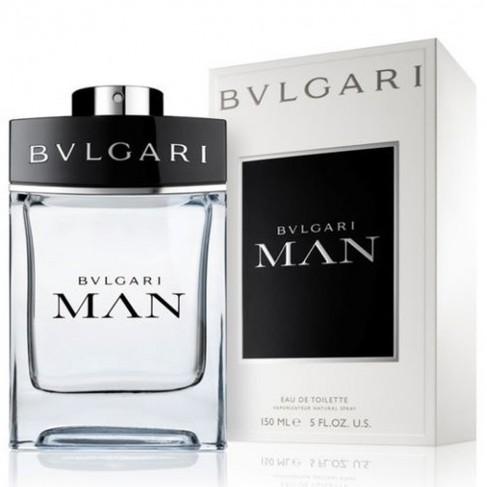 Bvlgari Man е мъжки парфюм със свеж и опияняващ, ориенталски  дървесен аромат и изискано ухание