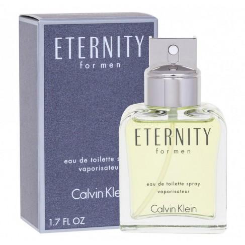 Calvin Klein Eternity for Men е мъжки парфюм със свеж плодово-цветен ориенталски аромат и уханни подправки