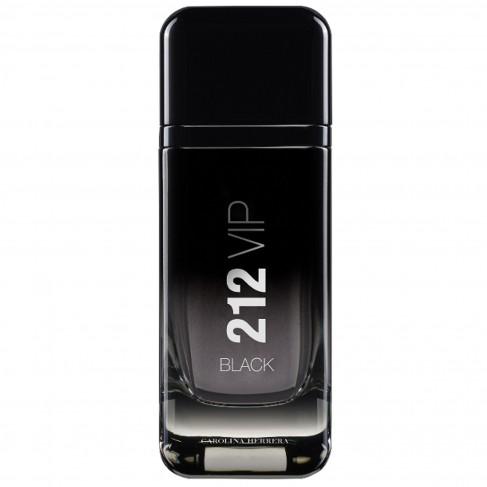 Carolina Herrera 212 VIP Black е луксозен мъжки парфюм с опияняващ и съблазнителен, пикантен мускусен аромат