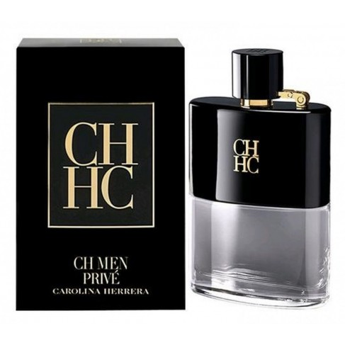 Carolina Herrera CH Prive Men е луксозен мъжки парфюм с вълнуващ и съблазнителен, ориенталски пикантен аромат с ухание на кожа