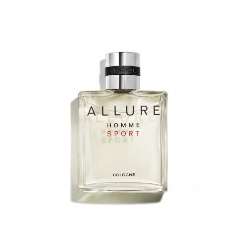 Chanel Allure Homme Sport Cologne е мъжки парфюм със свеж и енергизиращ, цитрусов пикантен аромат, с ориенталски и смолисти нотки