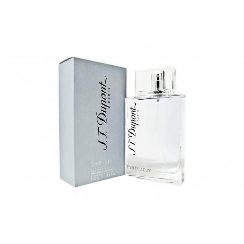 S.T.Dupont Essence Pure  е мъжки парфюм с лек и свеж дървесен аромат, плодови нотки и подправки