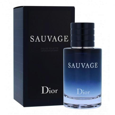 Christian Dior Sauvage е мъжки парфюм с наситен и чувствен, ориенталски аромат с плодово-ванилови нотки - 1