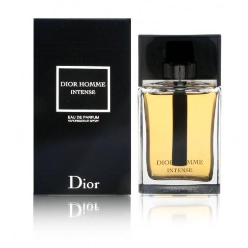 Christian Dior Homme Intense е луксозен мъжки парфюм с чувствен и съблазнителен,  дървесен аромат с подправки