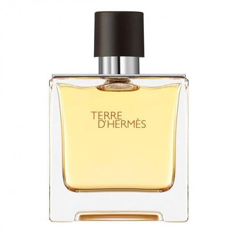 Hermes Terre D`Hermes е мъжки парфюм с наситен дървесен аромат, плодови нотки и изискано, мъжествено ухание - 3