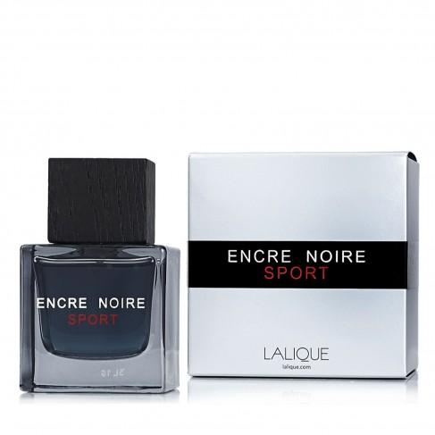 Lalique Encre Noire Sport е мъжки парфюм с много свеж и енергизиращ дървесен аромат, с плодови нотки и подправки