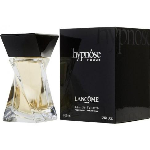 Lancome Hypnose Homme е мъжки парфюм със свеж и съблазнителен, ориенталски аромат с плодови нотки и подправки