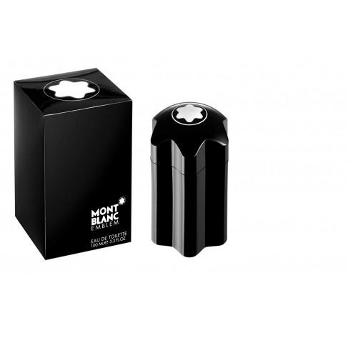 Mont Blanc Emblem е мъжки парфюм със свеж и съблазнителен дървесен аромат, плодови нотки и подправки - 1