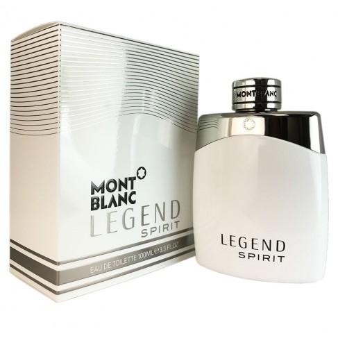 Mont Blanc Legend Spirit е мъжки парфюм със свежо и чувствено дървесно ухание, пикантни и плодови нотки