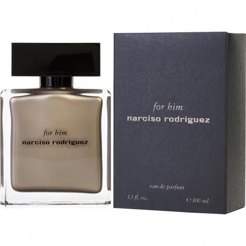 Narciso Rodriguez for Him е мъжки парфюм с чувствен и стилен мускусен аромат, с пикантни и цветни нотки