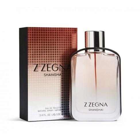 Ermenegildo Zegna Z Zegna Shanghai е мъжки парфюм с екзотичен дървесен аромат, цветни нотки и подправки