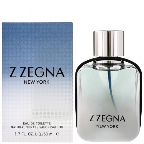 Ermenegildo Zegna Z Zegna Shanghai Z Zegna New York е мъжки парфюм с енергизиращ и чувствен аромат на ром, билки и ориенталски нотки
