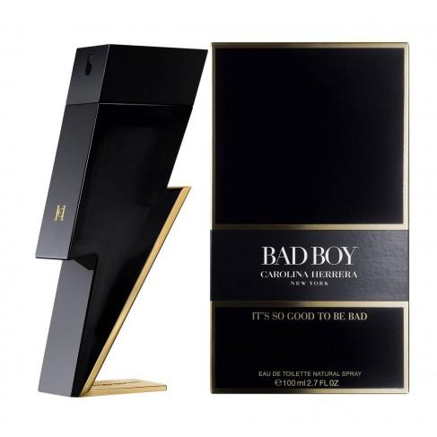 Carolina Herrera Bad Boy е мъжки парфюм със съблазнителен и дързък, ориенталски пикантен аромат, с плодови нотки и подправки