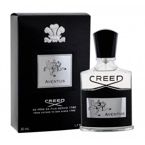 Creed Aventus е луксозен мъжки парфюм със свеж и чувствен, плодово-цветен ориенталски аромат с дървесни нотки