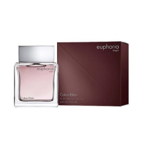 Calvin Klein Euphoria Men е мъжки парфюм с чувствен и дързък дървесен аромат и свежи подправки