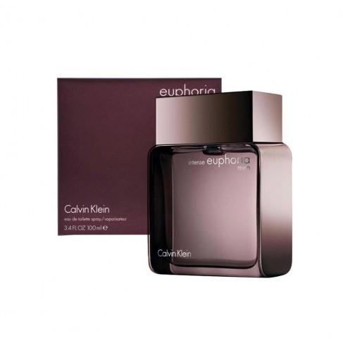 Calvin Klein Euphoria Intense e мъжки парфюм със силно изразен ориенталски аромат с пикантни нотки и свежи подправки