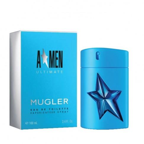 Mugler A*Men Ultimate e мъжки парфюм с ориенталски дървесен аромат и цитрусови нотки - 3