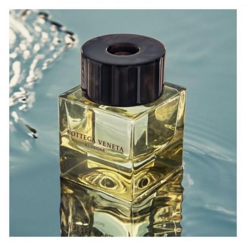 Bottega Veneta Illusione е мъжки парфюм със свеж и опияняващ, дървесен аромат с цитрусови нотки - 2