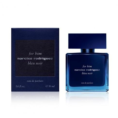 Narciso Rodriguez for Him Bleu Noir е мъжки парфюм с чувствен, дървесно-мускусен аромат и леко пикантни подправки