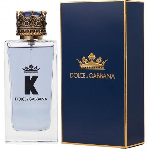 Doce & Gabbana K е мъжки парфюм със свеж, чувствен и изискан дървесен аромат, с пикантни и плодови тонове