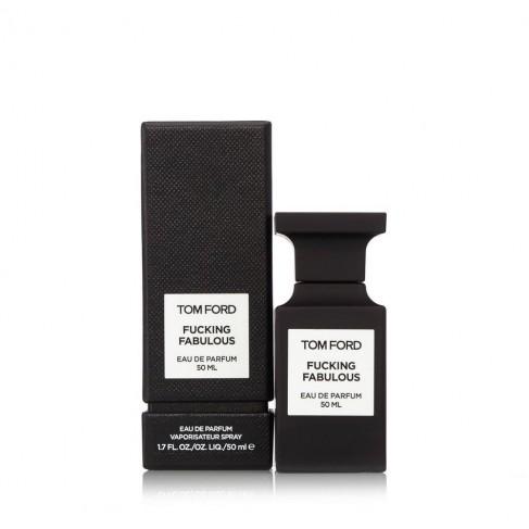 Tom Ford Private Blend Fucking Fabulous е луксозен унисекс парфюм с предизвикателен, наситен аромат на кожа, подправки и дървесни нотки - 1