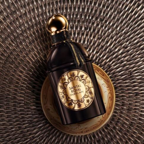 Guerlain Santal Royal е унисекс парфюм с чувствен ориенталски цветен аромат, дървесни нотки и екзотично ухание - 2