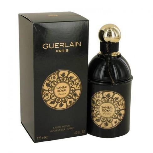 Guerlain Santal Royal е унисекс парфюм с чувствен ориенталски цветен аромат, дървесни нотки и екзотично ухание - 1