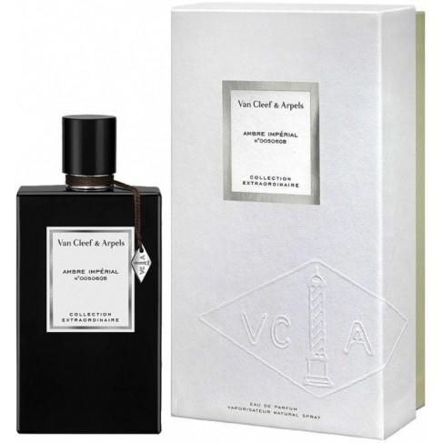 Van Cleef & Arpels Ambre Imperial е унисекс парфюм със свеж и съблазнителен, ориенталски пикантен аромат, с плодови нотки