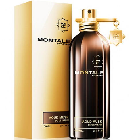 Montale Aoud Musk е унисекс парфюм с чувствен, ориенталски мускусен аромат, с дървесни нотки