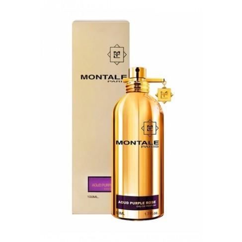 Montale Aoud Purple Rose е луксозен унисекс парфюм с чувствен, ориенталски аромат, цветни и дървесни нотки