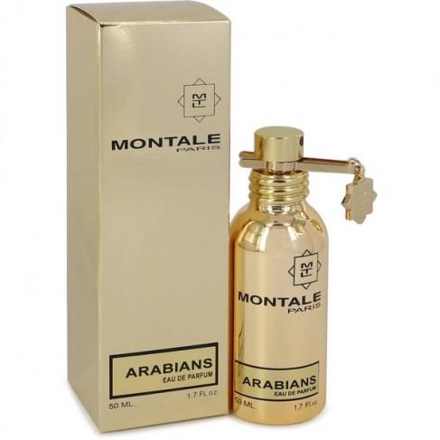 Montale Arabians е унисекс парфюм с чувствен ориенталски аромат, цветни нотки и екзотични подправки