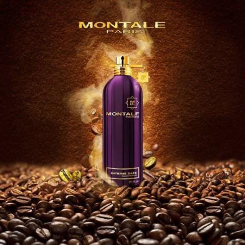 Montale Intense Cafe е унисекс парфюм с чувствен, ориенталски аромат и ухание на кафе и ванилия - 3