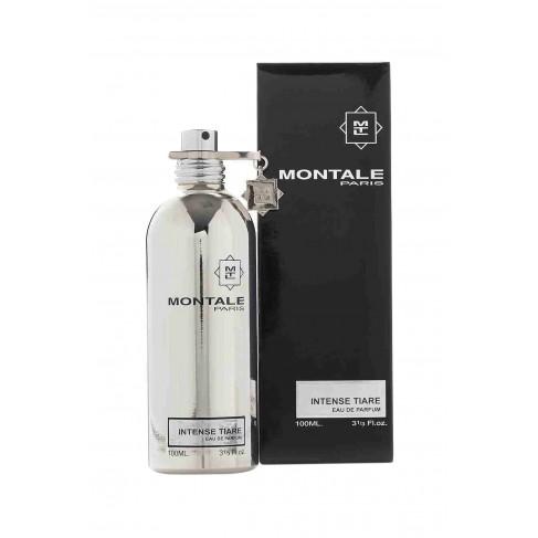 Montale Intense Tiare е унисекс парфюм с чувствен, ориенталски цветен аромат и с ухание на екзотично цвете тиаре