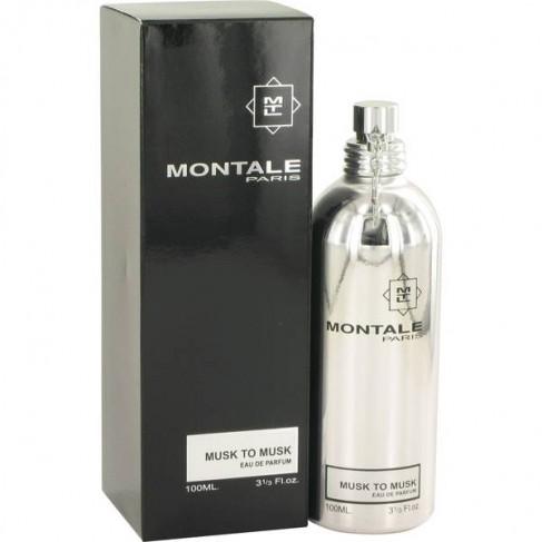 Montale Musk To Musk е унисекс парфюм с чувствен ориенталско дървесен аромат и уханни подправки