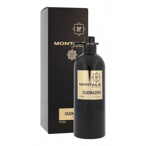 Montale Oudmazing е унисекс парфюм с чувствен и свеж, плодово-цветен ориенталски аромат с дървесни нотки