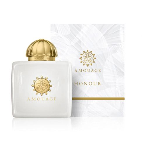 Amouage Honour е женски парфюм с изискан и чувствен ориенталски цветен аромат