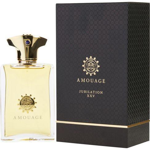 Amouage Jubilation е женски парфюм с чувствен, наситен и луксозен ориенталски аромат