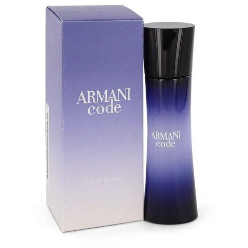 Armani Code Women е женски парфюм с омайващ аромат, плодови, дървесни и леко пикантни тонове за стилни и елегантни дами