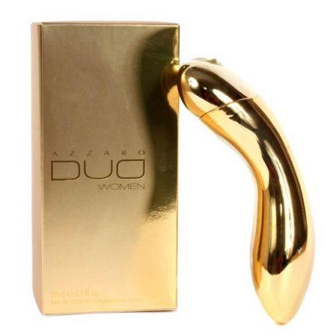 Azzaro Duo Women е модерен женски парфюм, с плодово-цветен аромат и ориенталски нотки, символ на любовта между двама души