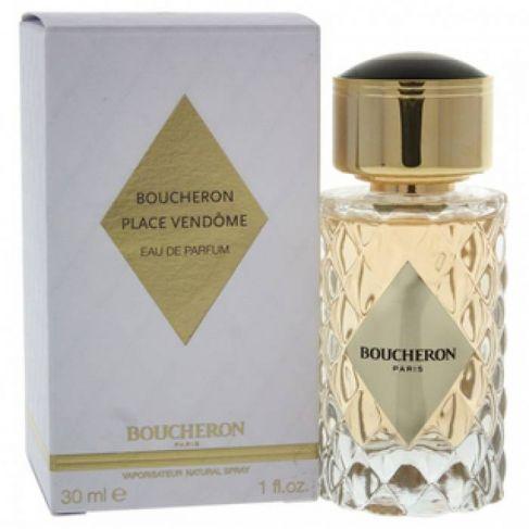 Boucheron Place Vendome е женски парфюм с флорален, дървесен аромат, със сладки и леко пикантни тонове за стилни и изискани дами