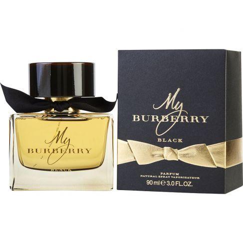 Burberry My Burberry Black е женски парфюм с цветен, ориенталски аромат, луксозен, женствен и съблазнителен