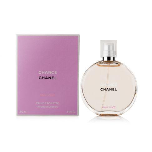 Chanel Chance Eau Vive е женски парфюм със свежо плодово-цветно ухание с дървесни нотки и нежен, изтънчен аромат